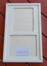 2 opening 8x10 picture frame collage multi