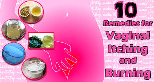 Top 10 Home Remedies for Vaginal Itching and Burning
