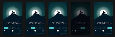 5 Min Timer With Music Product Haunt