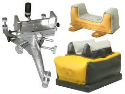 Original Leather <b>Sandbag Shooting</b> Rests & <b>Accessories</b> Made in ...