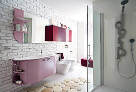 bathroom accent furniture. Attractive 0 Bathroom With Accent Wall On | For The Home Pinterest. « Furniture O