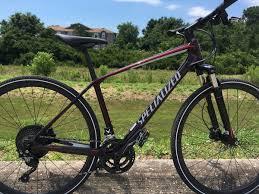 Specialized Crosstrail Bike Size Chart 2nd Round Bikes Specialized Crosstrail Elite Carbon Www