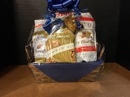 heart healthy nut gift baskets