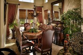 tuscan home decor and design