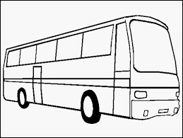 Small Picture Bus Coloring Page Free Printable School Bus Coloring Pages For