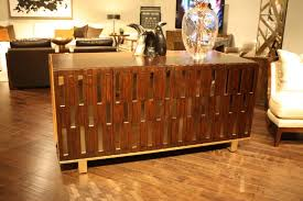 Credenza furniture Bar Mirorred Credenza Furniture Design Homedit 50 Fabulous Credenzas To Up Your Style Factor