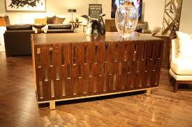 mirorred credenza furniture design