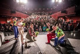 Teatr komediowy w Rzeszowie, spektakle w całej Polsce - Ave Teatr