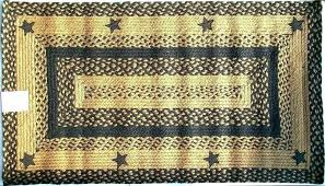 primitive area rugs large size of braided rug sets country