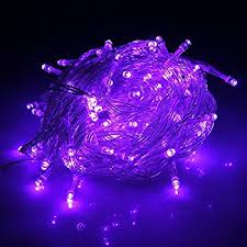 Blacklight String Lights Magnificent Amazon 32 LED String Lights Easest 32 Feet Long Copper Wire