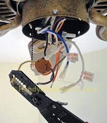 converting a homestead homestar ceiling fan motor to single speed how to replace a ceiling fan motor capacitor ceiling fan motor capacitor wiring diagram ceiling fan
