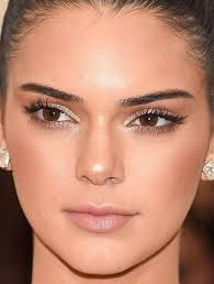 close up of kendall jenner at the 2016 met gala beauor ca 2016 05 05 met gala 2016