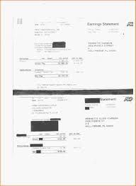 paycheck stub sample free template 6 adp pay stubs template letter word paycheck pay check