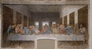most famous paintings the last supper by leonardo da vinci