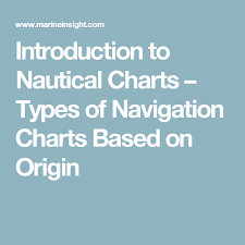 Free Online Navigation Charts Introduction To Nautical Charts Types Of Navigation Charts