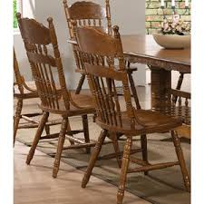 trieste windsor country style dining chairs set of 2 ofs