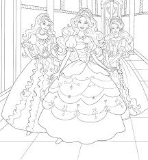 Barbie Coloring Pages Free Barbie Color Page Barbie Coloring Pages
