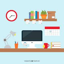 free office furniture. Office Desk Simple Design Free Vector Furniture G