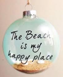 diy beach ornament