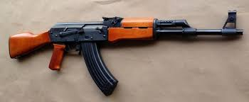bloc Customs Handfinished AK Wood Furniture The Firearm