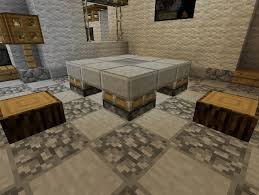 minecraft coffee table ideas