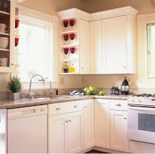 Oak To White Cabinets White Painted Oak Kitchen Cabinets Wallpaper For All
