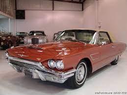 1965 Thunderbird Ford Thunderbird Classic Cars Thunderbird