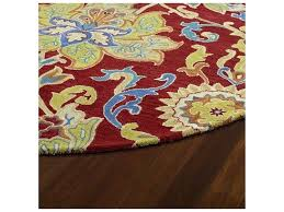 red round area rug rugs canada kl0225rou