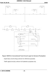 recording devices for interconnected grade crossing and Preemption Wiring Diagram arema c&s manual circuit design diagram 2 Light Switch Wiring Diagram