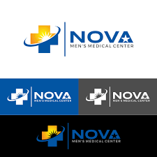 Medical Center Logo Design Upmarket Serious Medical Logo Design For Nova Mens