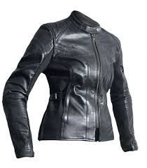 rst women s kate ce black leather jacket motorcycle