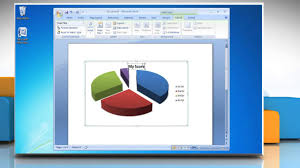 How To Make A Pie Chart In Word 2007