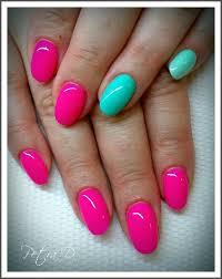 Gelové Nehty Inspirace č119 Magic Nails Gelové Nehty