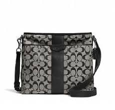 Coach Legacy Logo In Signature Medium Black Satchels BPQ   Cathy    Pinterest   Coach legacy, Satchels and Coach outlet store