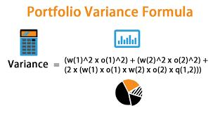 Variance Formula Portfolio Variance Formula How To Calculate Portfolio