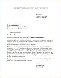 Company Termination Letter Sample Employment Release Agreements