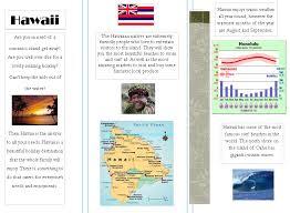 How To Make Travel Brochure Travel Brochure Examples For Kids How To Make A Travel Brochure For