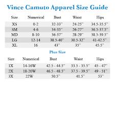 Vince Camuto Sleeveless V Neck Top Zappos Com