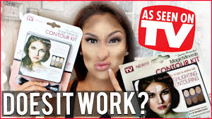 contour makeup kit walmart. testing as seen on tv product!! | contour kit-jerome alexander (wal mart) - youtube contour makeup kit walmart