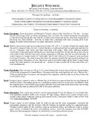 Film Production Resume Template Magnificent Production Coordinator Resume Example