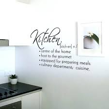 wall sayings for kitchen kitchen wall decal with kitchen wall es kitchen wall decals kitchen vinyl