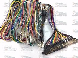 jamma wiring harness kib micro monitor wiring diagram \u2022 free jamma harness 6 button at How To Wire A Jamma Harness