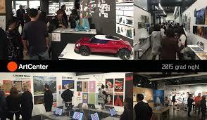 Art Center College Of Design Grad Show 2015 Art Center College Of Design Grad Night Ashcraft Design