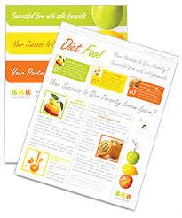 Wellness Newsletter Templates Wellness Newsletter Template Smiletemplates Com