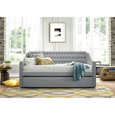 daybed with trundle. Upholstered Daybed With Trundle Daybeds Transitional Atwood .