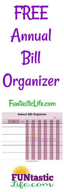 285 Best Bill Organization Images Organizers Draping Punch Board