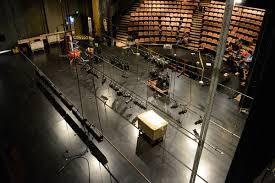 Cornish Playhouse Seating Chart Seattle Repertory Theatre Seating Chart Seattle Repertory