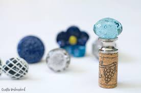 How To Make Decorative Wine Bottle Stoppers DIY Wine Stopper 80