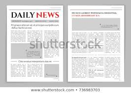 Old Time Newspaper Template Word Old Fashioned Newspaper Template For Microsoft Word Kadil