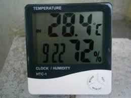 digital hygrometer thermometer. diskusi produk digital thermometer and hygrometer htc-1 - zizi crops | tokopedia digital hygrometer thermometer
